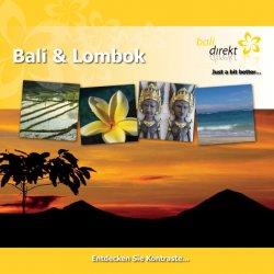 Bali direkt Broschüre
